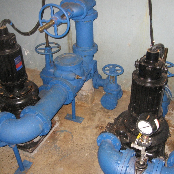 Moosic Pumps Stations #1 and #2 Pump Replacement